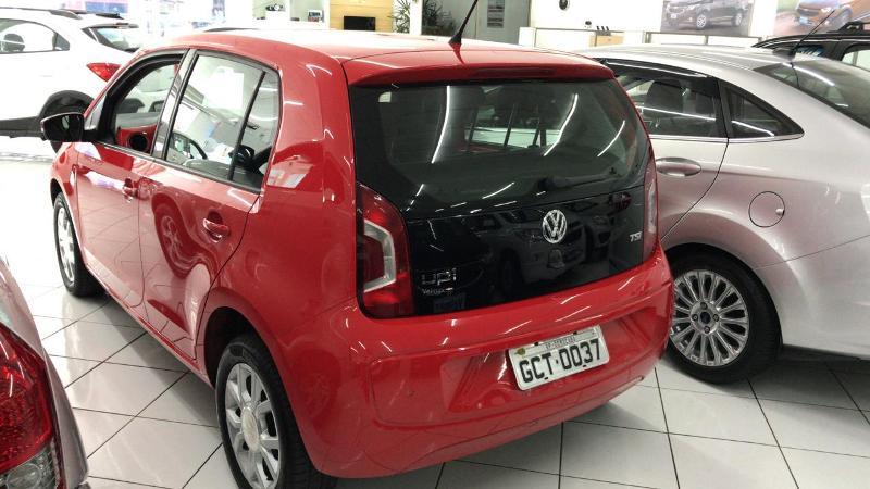 VW UP TSI 1.0 2017