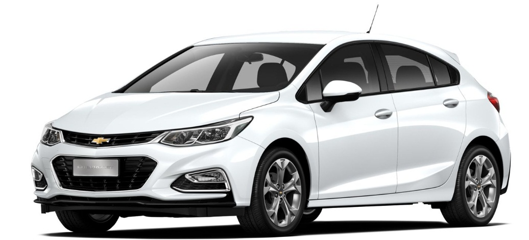 CHEVROLET CRUZE SPORT TURBO LT 1.4 2019