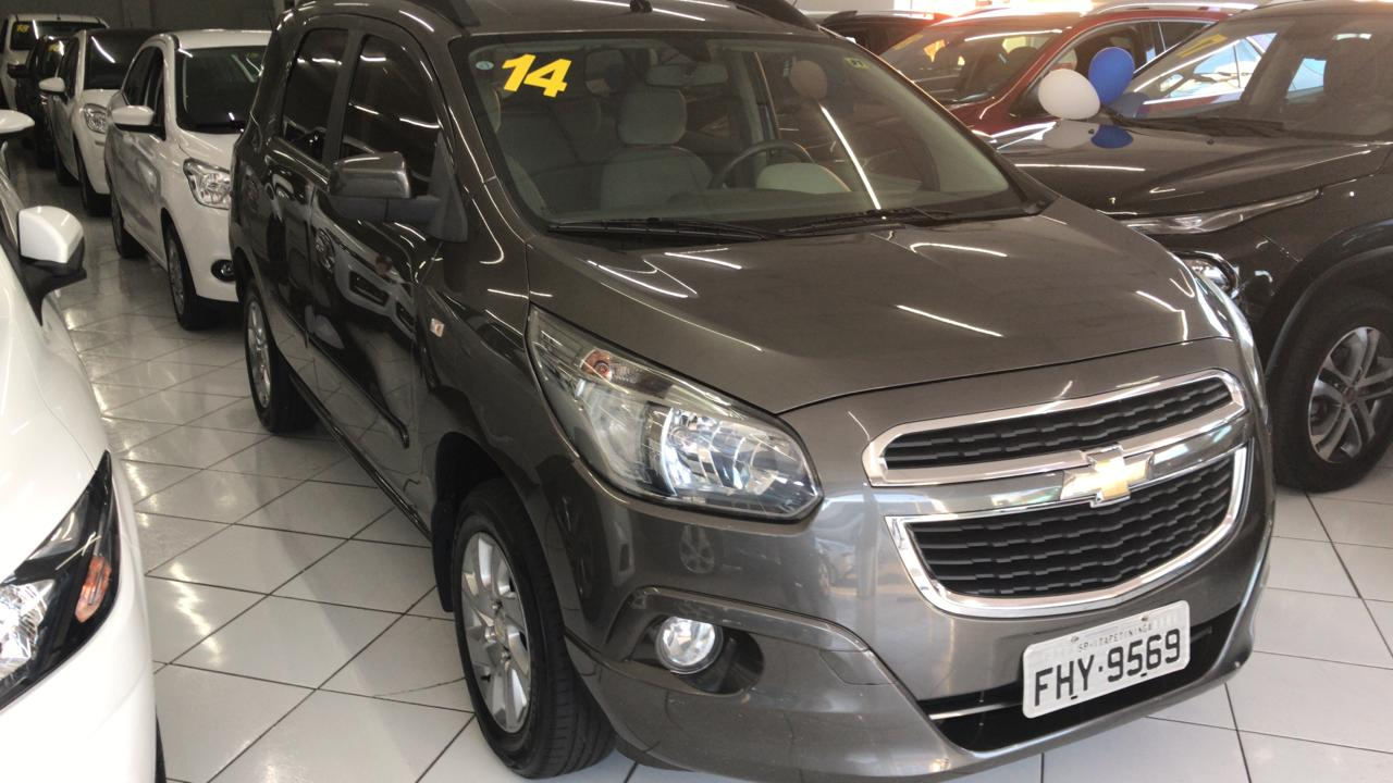 GM SPIN LTZ 1.8 2014