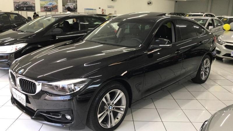BMW 320I GRAN TURISMO 2.0 2017