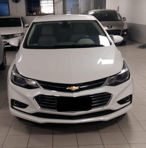 2016 Chevrolet Cruze 4P LTZ AT 1.4