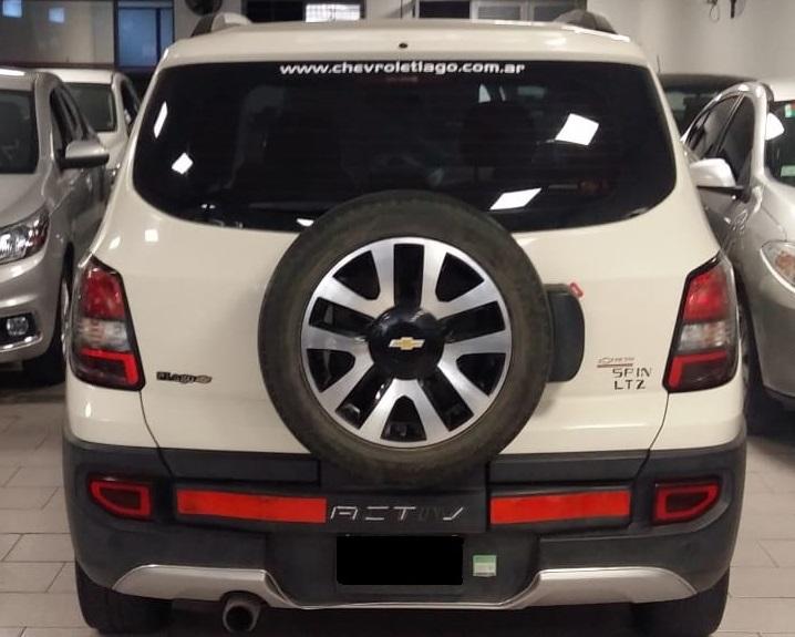 2015 Chevrolet Spin Activ 1.8