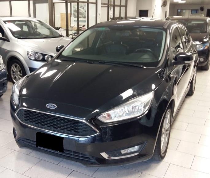 2015 Ford Focus SE 2.0