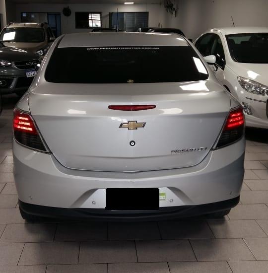 2015 Chevrolet Prisma LTZ 1.4
