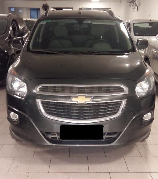 2016 Chevrolet Spin LTZ 1.8