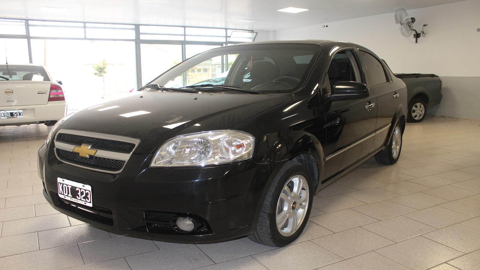 2011 Chevrolet aveo LT 1.6n