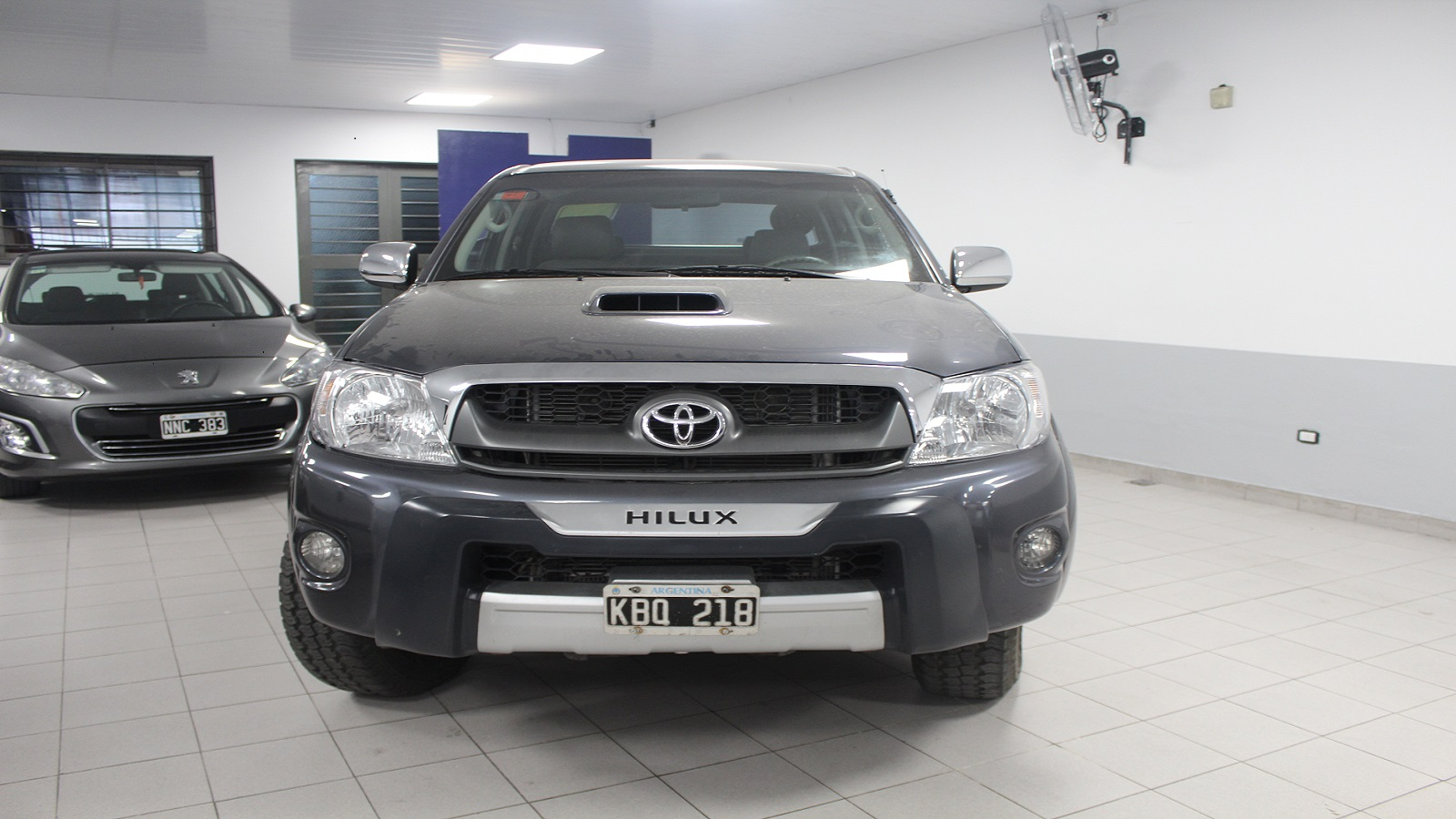 2011 Toyota Hilux SRV 3.0tdi