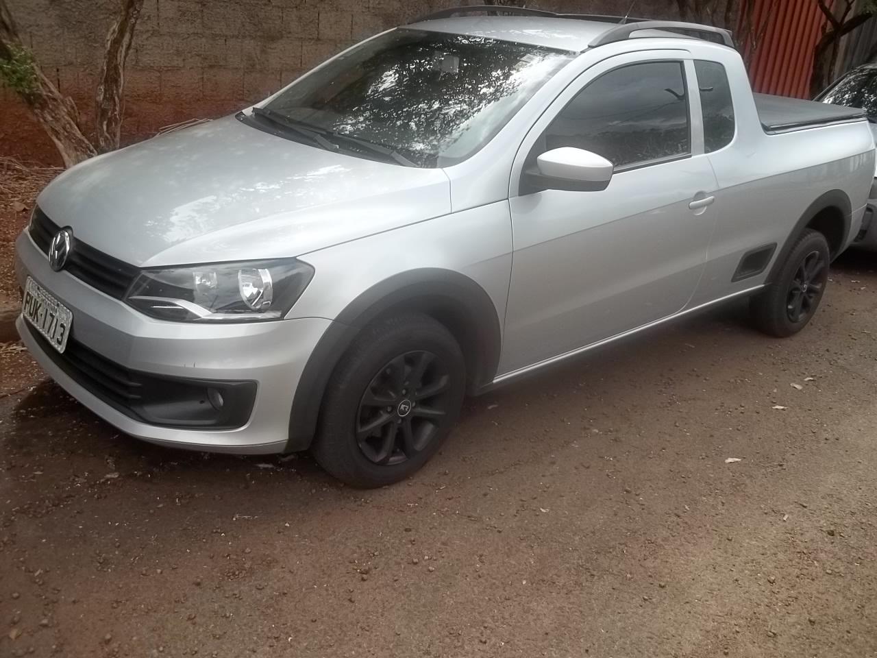 VW SAVEIRO TRENDLINE 1.6 2014