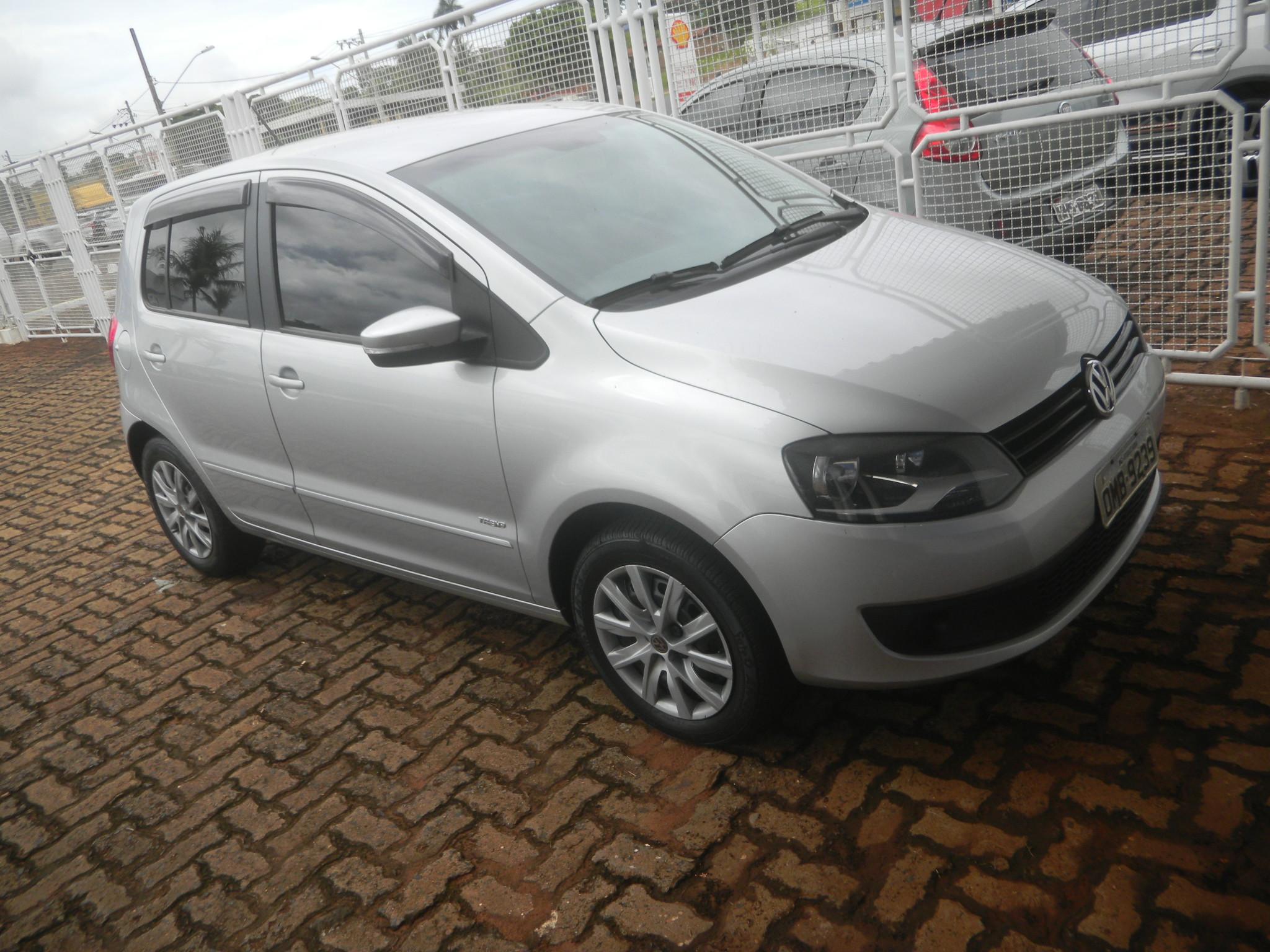VW FOX 1.6 2013