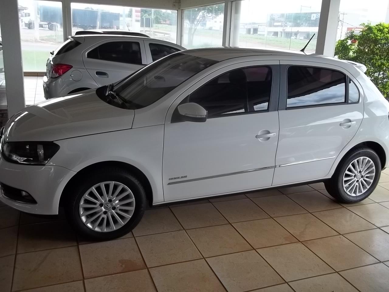 VW GOL HIGHLINE 1.6 2015