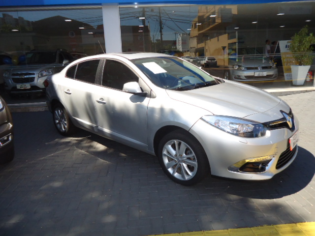 RENAULT FLUENCE PRIVILEGE 2.0 2016