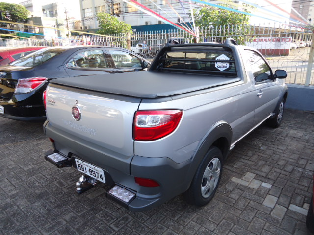 FIAT STRADA WORKING CS 1.4 2017