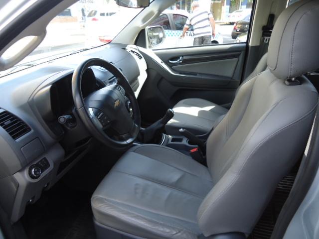 CHEVROLET S10 LTZ 4X2 2.4 2013