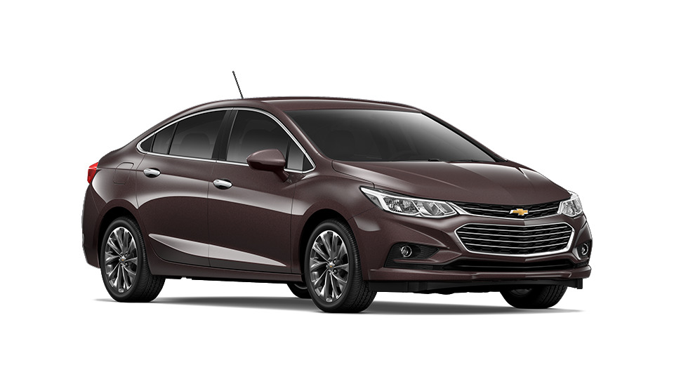 CHEVROLET CRUZE LTZ NB AT LTZ 1.4 2018