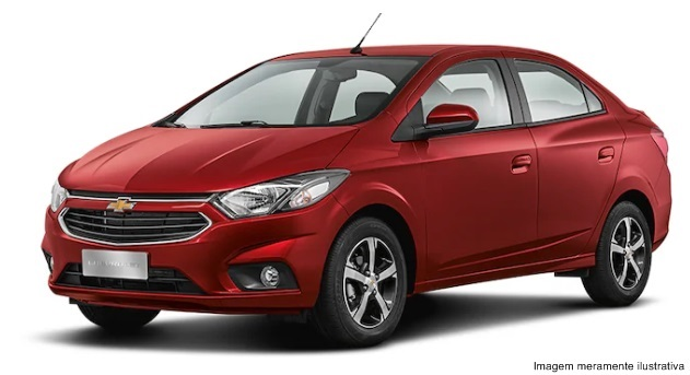 Chevrolet PRISMA 1.4 MT LT LT 1.4 2018