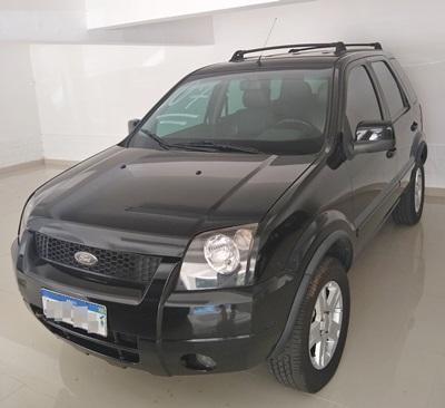 Ford ECOSPORT XLT 1.5 2006