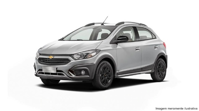 Chevrolet ONIX 1.4 MT ACT ACT 1.4 2019