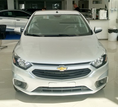 Chevrolet PRISMA 1.4 AT LT LT 1.4 2019