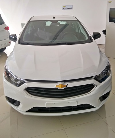 Chevrolet ONIX 1.4 AT ADV Advantage 1.4 2018