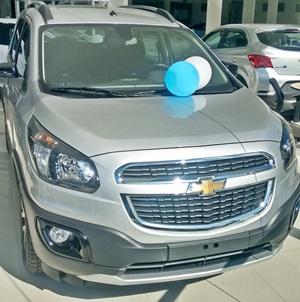 Chevrolet SPIN 1.8 2017