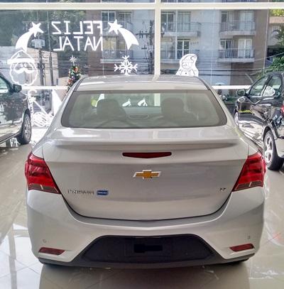 Chevrolet PRISMA 1.4 AT LT 1.4 2018