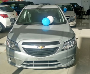 Chevrolet PRISMA 1.0 MT JOYE JOYE 1.0 2019