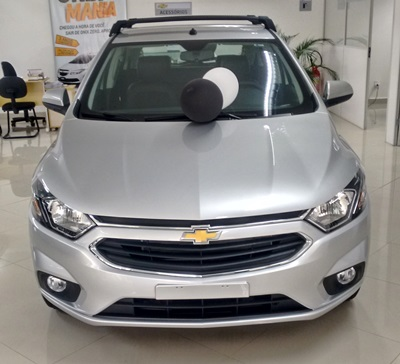 Chevrolet ONIX 1.4 MT LTZ LTZ 1.4 2019