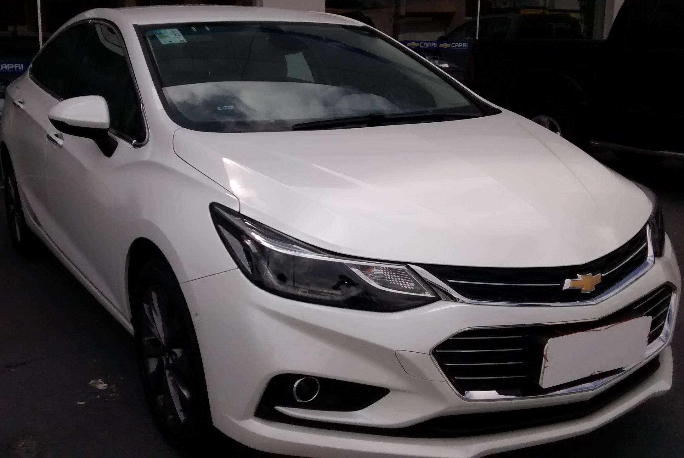 Chevrolet CRUZE TURBO 1.4 2017