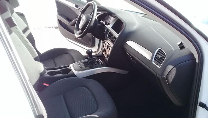 2010 AUDI A4 TSFI 1,8
