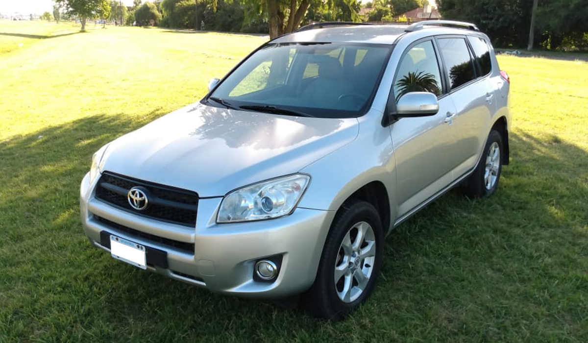 2012 TOYOTA RAV AT 4X4 2.4