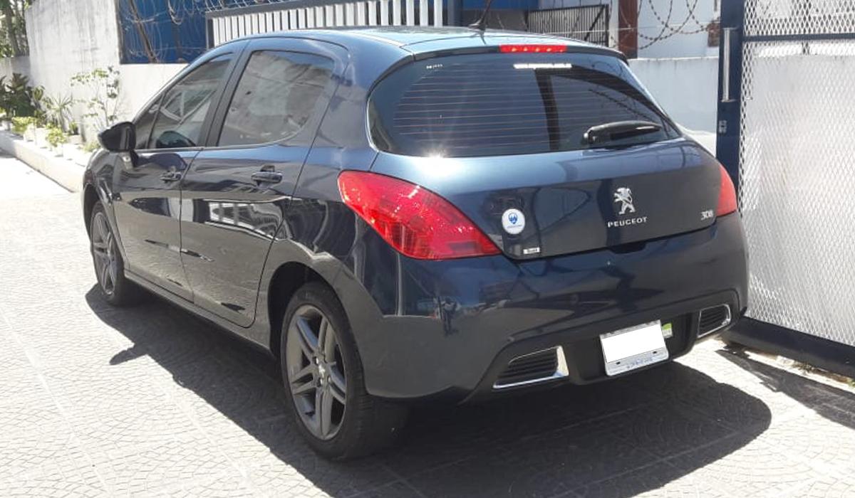 2014 PEUGEOT 308 THP SPORT TIP. 1.6