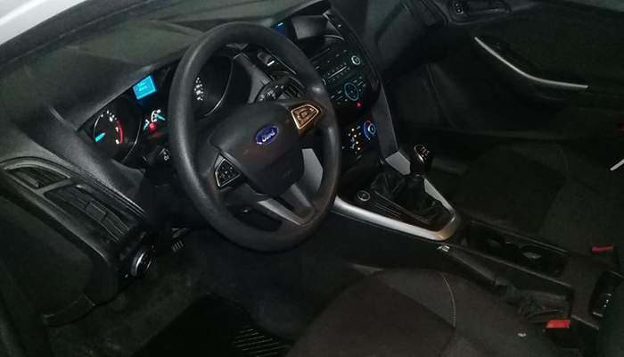 2016 FORD FOCUS S 1.6