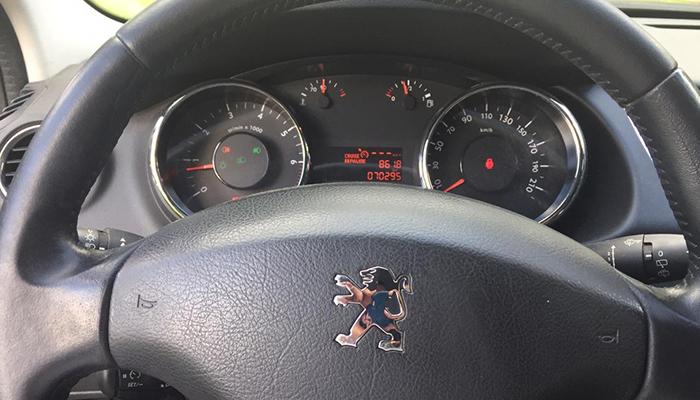 2011 PEUGEOT 3008 THP PREMIUM 1,6