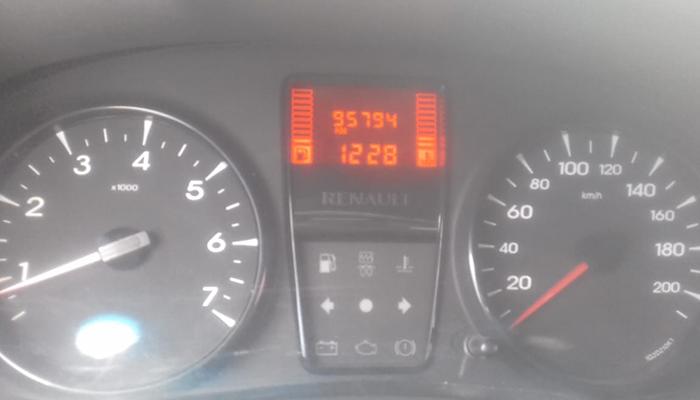 2012 RENAULT CLIO AUTHENTIQUE PACK 1.2