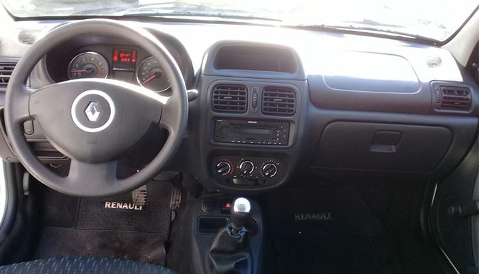 2012 RENAULT CLIO MIO CONFORT ABS 1.2