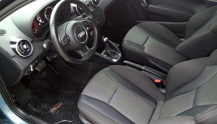 2011 AUDI A1 TFSI 1,4