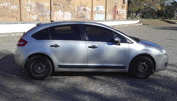 2010 CITROEN C4 X 16V 1.6