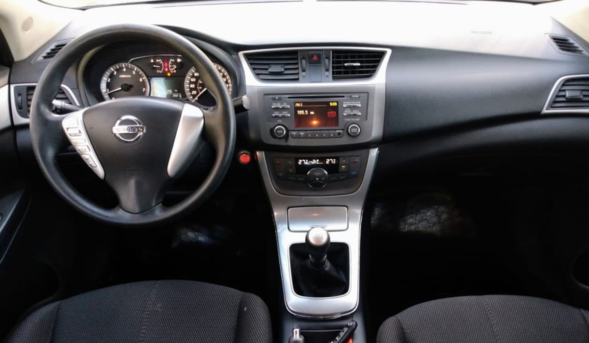 2015 NISSAN SENTRA ADVANCE PURE DRIVE 1.8
