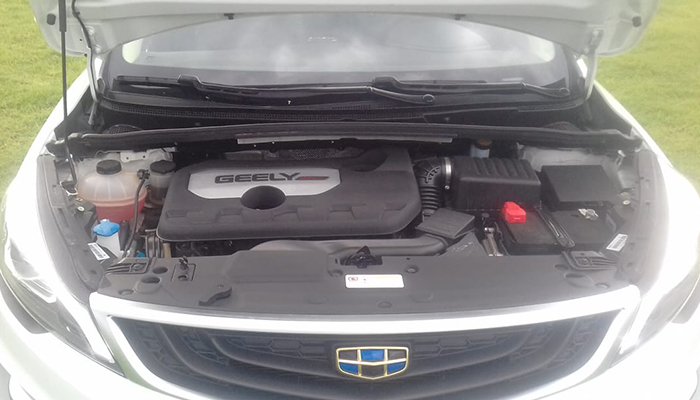 2018 GEELY EMGRAND GS GSP 1,8