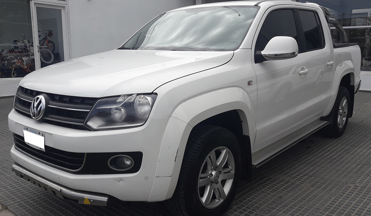 2013 VOLKSWAGEN AMAROK HIGHLINE PACK 4X4 2,0