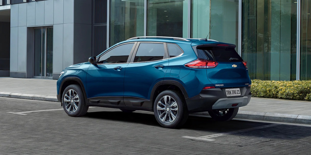 2020 CHEVROLET TRACKER MT 1.2