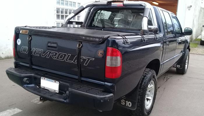 2005 CHEVROLET S10 TD 4X2 STD 2.8