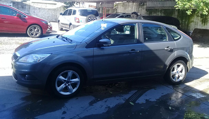 2012 FORD FOCUS TREND 1.6