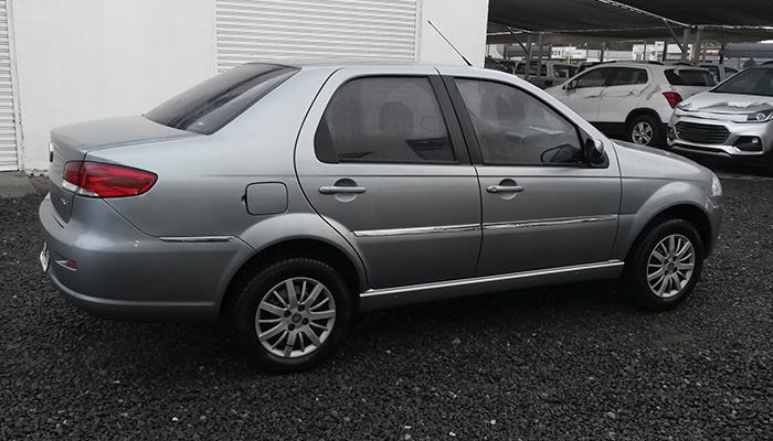 2009 FIAT SIENA EXL 1.4