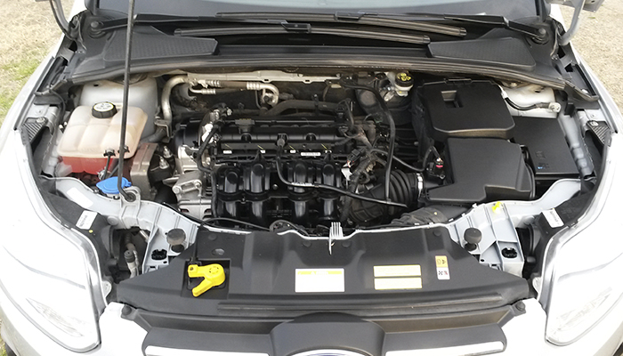 2014 FORD FOCUS S 1.6