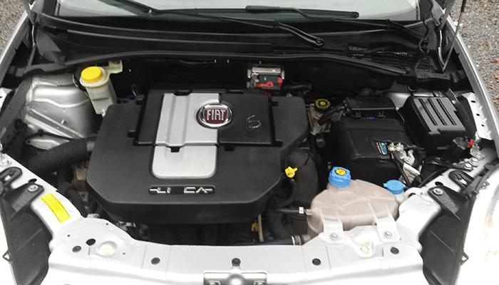 2011 FIAT LINEA HLX 16V 1.8