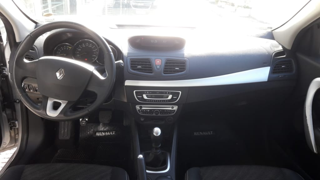 2012 RENAULT FLUENCE LUXE 2.0