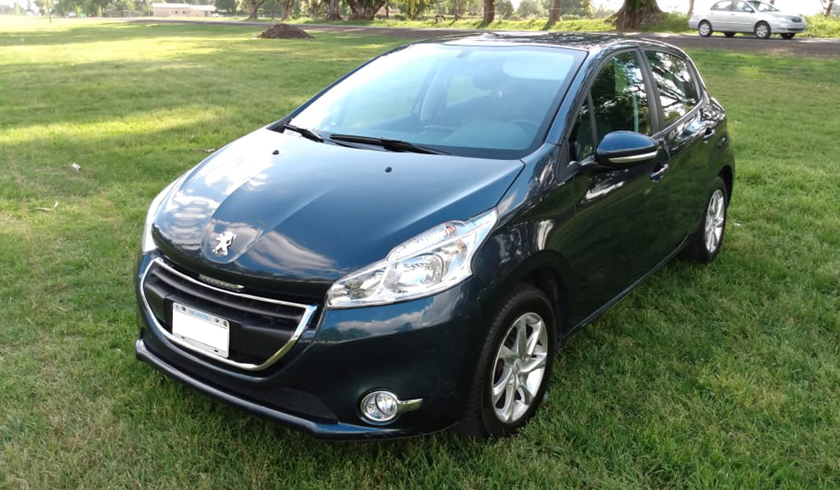 2014 PEUGEOT 208 ALLURE TOUCH 1.5