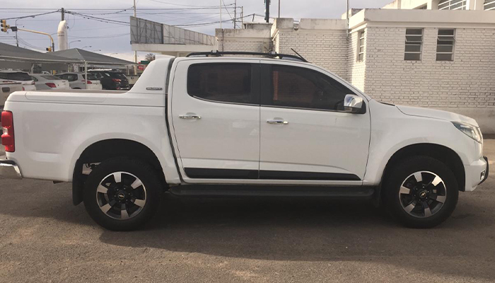 2016 CHEVROLET S10 HIGH COUNTRY 4X2 2,8