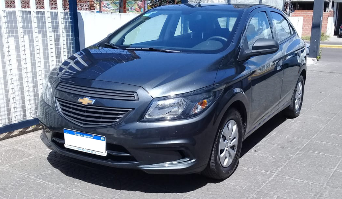 2019 CHEVROLET ONIX JOY LS+ 1.4